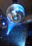 De bal van de disco royalty-vrije stock foto
