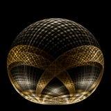 De bal van de disco Royalty-vrije Stock Fotografie