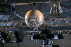 De Bal van de disco Stock Foto