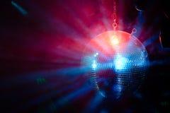 De bal van de disco Royalty-vrije Stock Foto's