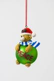 De bal van de kerstboom Stock Afbeelding
