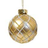 De bal van de kerstboom Royalty-vrije Stock Afbeelding