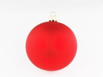 De bal van de kerstboomdecoratie Royalty-vrije Stock Foto's