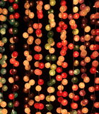 De bal van de lamp Stock Foto
