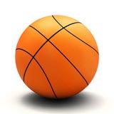 De bal van de mand Stock Foto