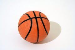 De bal van de mand Stock Afbeeldingen
