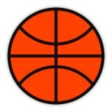 De bal van de mand vector illustratie