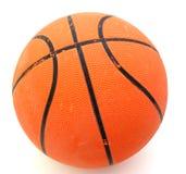 De bal van de mand Stock Foto's