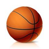 De bal van de mand. Vector. Royalty-vrije Stock Fotografie