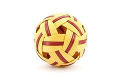 De bal van de rotan Royalty-vrije Stock Afbeelding