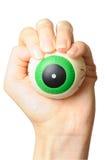 De bal van de spanning Stock Foto's