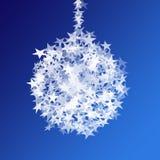 De bal van de ster Royalty-vrije Stock Foto
