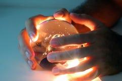 De Bal van de tovenaar Royalty-vrije Stock Fotografie