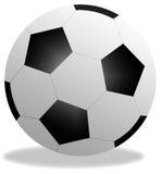 De bal van de voetbal Royalty-vrije Stock Fotografie