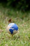 De bal van de wereld Stock Afbeeldingen