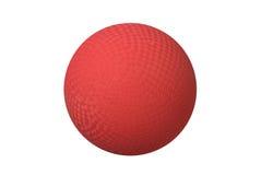 De bal van de zijsprong Royalty-vrije Stock Foto's