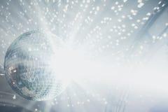 De Bal van de disco Royalty-vrije Stock Afbeelding