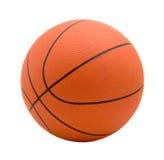 De bal van het basketbal Stock Foto