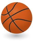 De bal van het basketbal Royalty-vrije Stock Fotografie