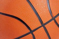De bal van het basketbal. royalty-vrije stock fotografie
