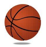 De bal van het basketbal Royalty-vrije Stock Afbeelding