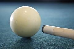 De bal van het biljart Royalty-vrije Stock Foto