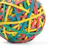 De bal van het elastiekje Royalty-vrije Stock Afbeelding