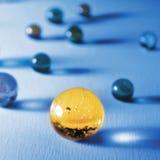 De bal van het glas Royalty-vrije Stock Foto's