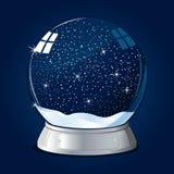 De Bal van het glas Stock Fotografie