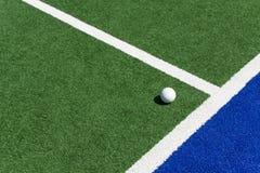 De bal van het hockey Royalty-vrije Stock Foto's