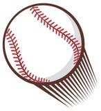 De bal van het honkbal Royalty-vrije Stock Afbeeldingen