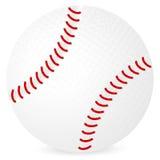 De bal van het honkbal vector illustratie