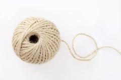 De bal van het linnen Royalty-vrije Stock Fotografie