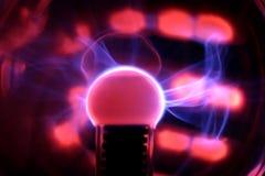 De bal van het plasma Stock Afbeeldingen