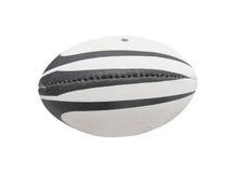 De bal van het rugby Stock Fotografie