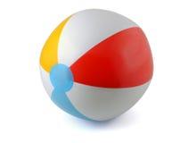 De bal van het strand Royalty-vrije Stock Fotografie