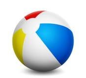 De bal van het strand Royalty-vrije Stock Afbeeldingen