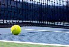 De bal van het tennis Royalty-vrije Stock Fotografie
