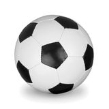 De bal van het voetbal. stock afbeeldingen