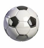 De Bal van het voetbal Royalty-vrije Stock Afbeelding
