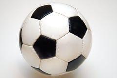 De Bal van het voetbal Stock Foto's