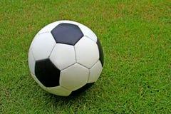 De Bal van het voetbal Stock Afbeelding