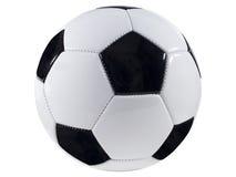De Bal van het voetbal Stock Fotografie