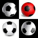 De Bal van het Voetbal van Nice Stock Foto's