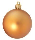 De bal van Kerstmis royalty-vrije stock foto