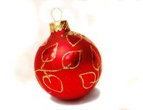 De bal van Kerstmis. Royalty-vrije Stock Afbeeldingen