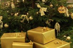 Kerstmisbal stock fotografie