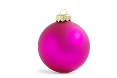 De bal van Kerstmis Royalty-vrije Stock Afbeeldingen