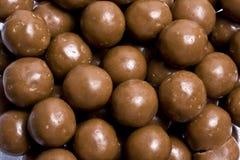 De balachtergrond van de chocolade Royalty-vrije Stock Fotografie