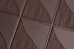 De balachtergrond van de chocolade Royalty-vrije Stock Foto